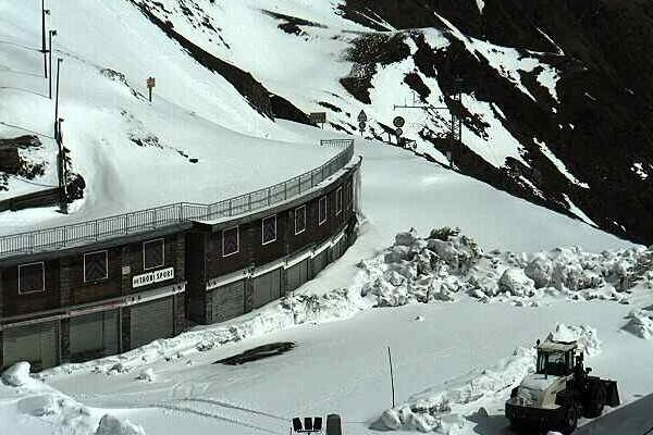 stelvio webcam 9 april 2012